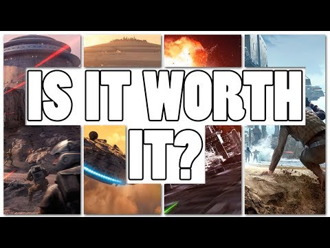 Star Wars Battlefront Ultimate Edition Review