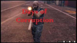 Days of Corruption| GTA Movie | Main Trailer | Official Trailer