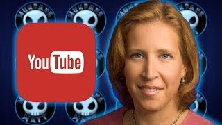 People Want YouTube CEO Jewess Susan Wojcicki Fired
