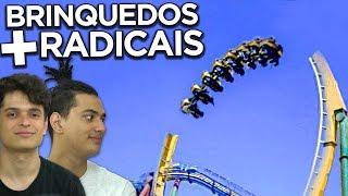 OS BRINQUEDOS MAIS RADICAIS DO MUNDO  !!