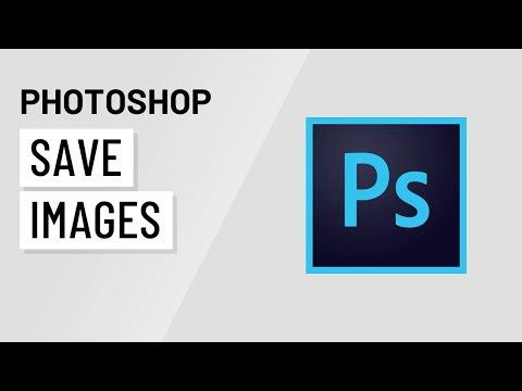 Photoshop: Saving Images