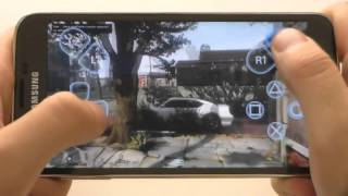 GTA 5 - ANDROID / iOS BETA GAMEPLAY
