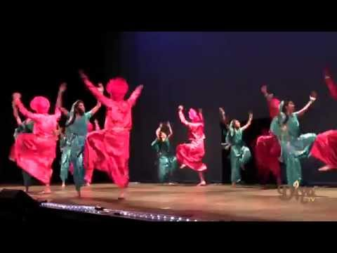 Bhangra Empire performance at Bollywood America