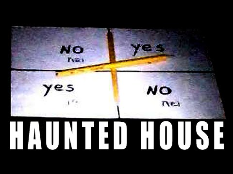 a haunted house free online