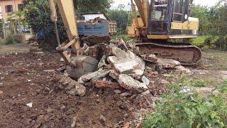 CAT Excavator កាយបេតុងសីុម៉ុង
