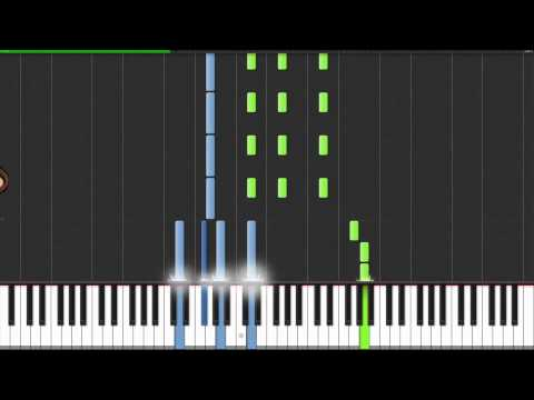 Carly Rae Jepsen - Call Me Maybe Piano Tutorial & Midi Download video