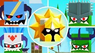 Will Hero - NEW SUN KIGHT Vs ALL BOSSES!! [Mobile Games]