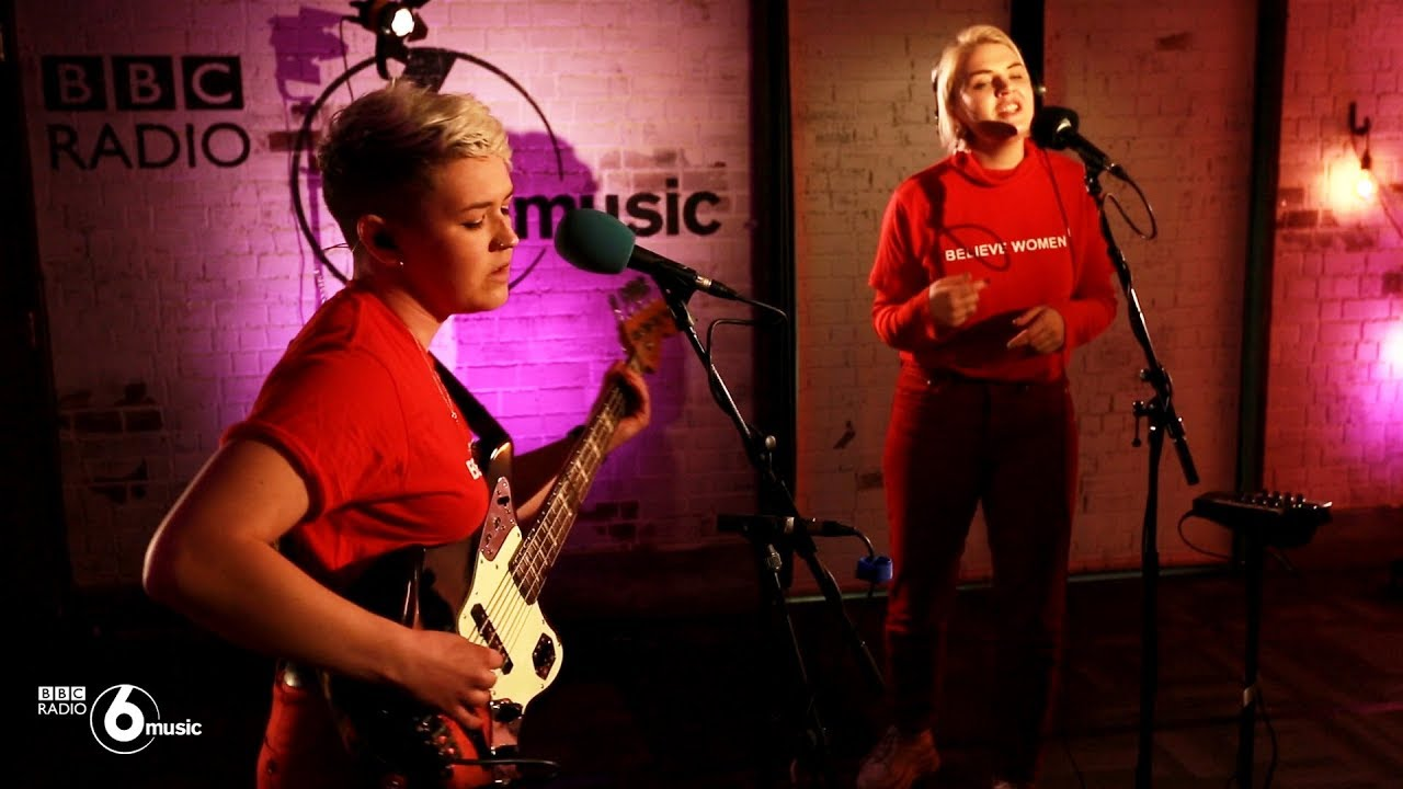 Self Esteem - Rollout (6 Music Live Room)