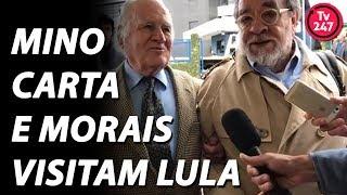 Lula pede enfrentamento, dizem Morais e Mino