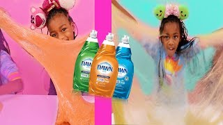 Don't Choose The Wrong Dish Soap Slime