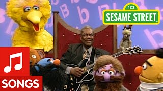 Sesame Street: B. B. King: The Letter B