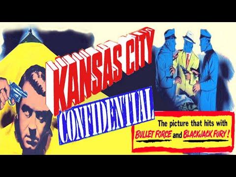 Kansas City Confidential (1952 Film Noir Classic)