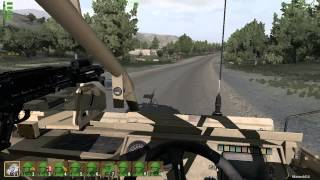 Arma 2. British Armed Forces. Копьеносцы. Серия 2. Часть 1.