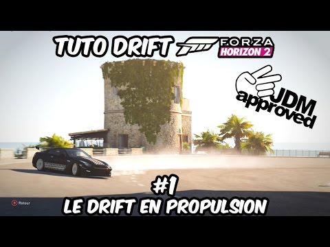 Tuto Drift Forza Horizon 2 - # 1 Le Drift En Propulsion ! video