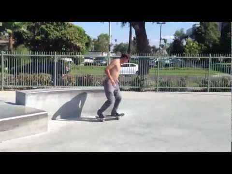 Chris Mendes 2 Lines at Hunt Park iPhone 4S clips