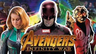 Avengers Infinity War: 9 Surprise Cameos We Could Get