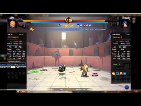 [Pockie Ninja] Las Noches Floor 161 - Orochimaru