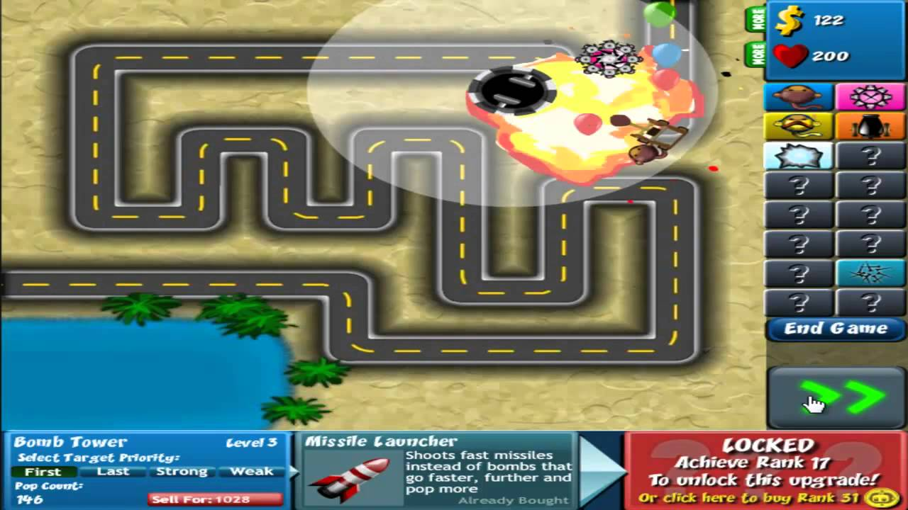 bloons tower defense 4 hd