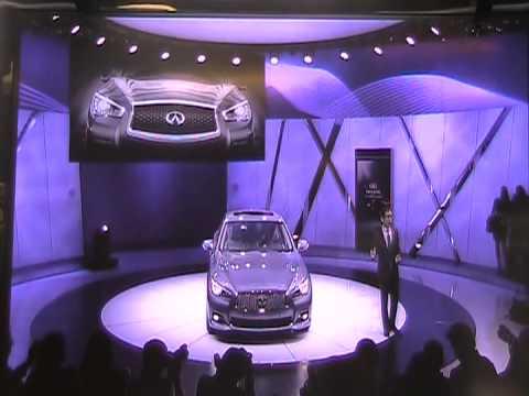 Summit NJ| 2014 Infiniti Q50  |  NJ Infiniti Dealer Denville | Detroit Auto Show
