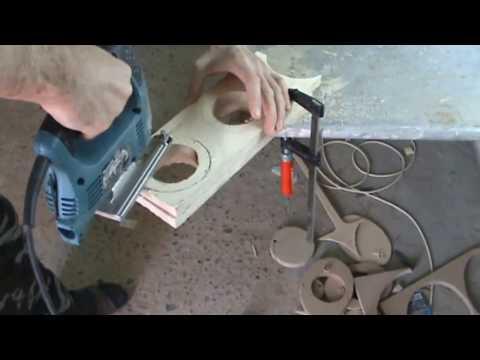 Как сделать подиумы под рупора своими руками
