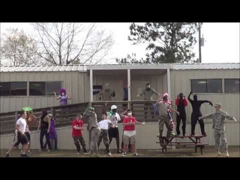 Harrison Central High School JROTC Harlem Shake