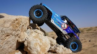 WLToys 2 Speed 4WD Cross Country RC Truck Bashing and Crawling