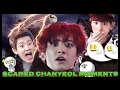 Exo Chanyeol is scared of everything!.mp3