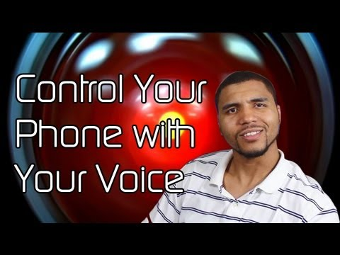 Voice Control Your Phone with Tasker and AutoVoice