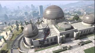 GTA 5- ALL 50 SPACESHIP PART LOCATIONS- FROM BEYOND THE STARS***TROPHY GUIDE***