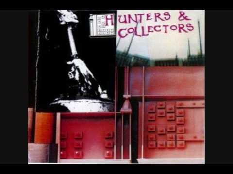 Hunters And Collectors - Boo Boo Kiss