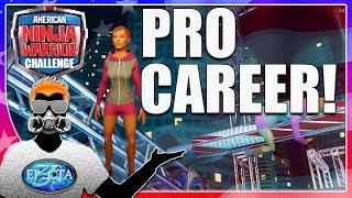 Let's Play American Ninja Warrior Challenge |Season 3| - Pro Career