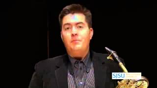 """California All-State Audition Advice: Bari Sax - Marcello's """"Andante and Allegro"""""""