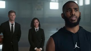 MEN IN BLACK: INTERNATIONAL - NBA Finals - Chris Paul