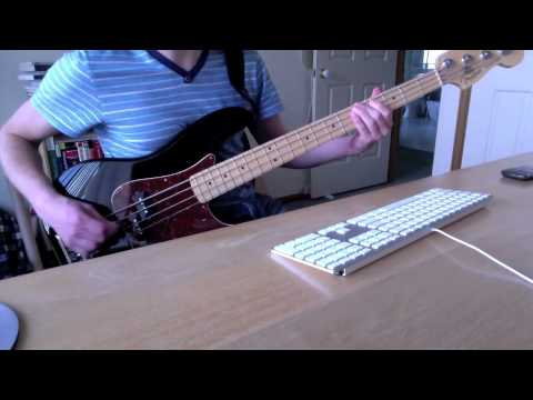 REM - Radio Free Europe (Bass Cover)