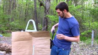 The GunFather: Trick Shot Tuesday- **The Ultimate Squeeze Shot w/ a Pistol**