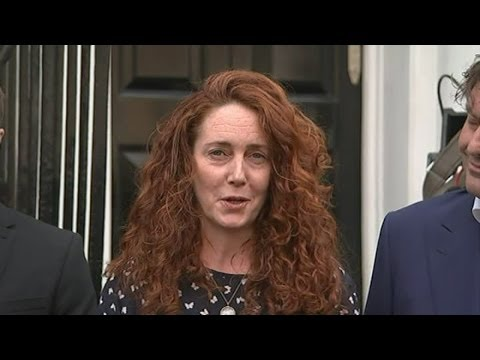 Rebekah Brooks speaks for first since being cleared of phone hacking charges