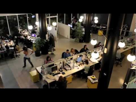#HarlemShake at DDB (Barcelona original edition)