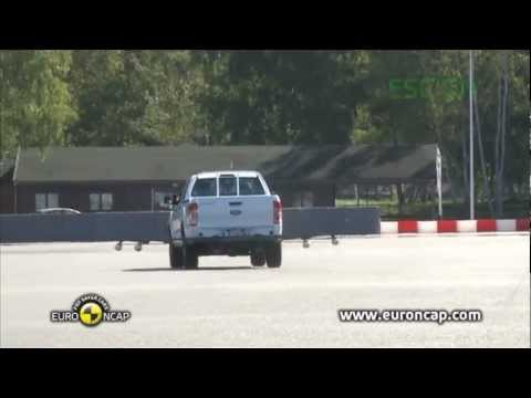 2012 Ford Ranger ESC TEST