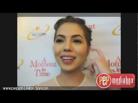 Julia Montes talks about kissing scene with Coco Martin