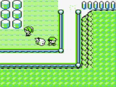 Pokemon Yellow: Hell Route Glitch
