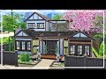 JAPANESE HOUSE | Sims 4 Speed Build + Download