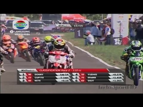 Indoprix 2014 110cc Race 2 Sirkuit Skyland (Full)