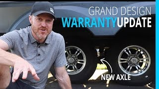 SEASON 7 STARTS NOW! NEW AXLE & WARRANTY UPDATE (KYD)