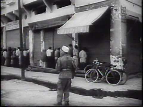 Ike's Challenge 1955 Newsreel