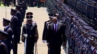 Passing-Out Parade, Kenya Police College, Kiganjo