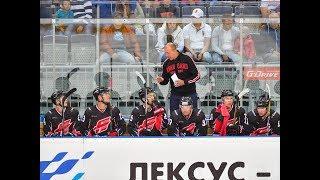 """Андрей Скабелка после матча с """"Югрой"""": """"Такой хоккей мы хотим видеть, но должны прибавить еще"""""""