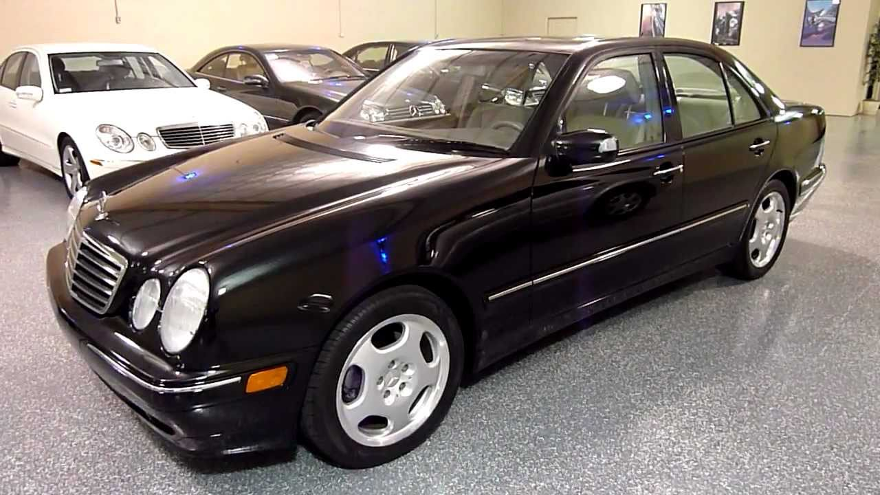 2000 mercedes benz e430 4dr sedan 2060 sold youtube