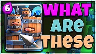 WHAT IS THIS NEW CARD!? Clash Royale *NEW* Card Update?