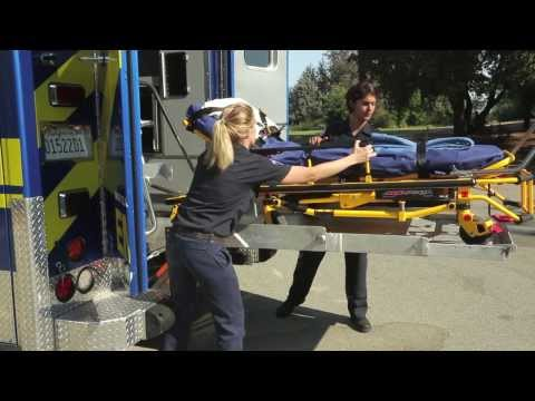 Santa Clara County 911 Paramedic Ambulance Technology [ 2014 ]