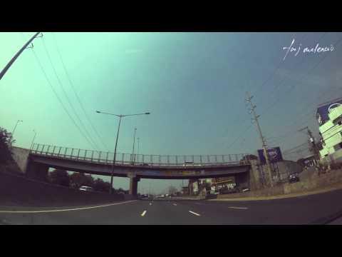 Timelapse: Tondo, Manila to Bustos, Bulacan